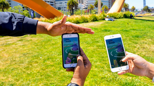 Tâm điểm CN, game Pokemon Go, Pokemon Go, Pokémon Go, búp bê tình dục, iPhone
