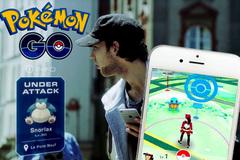Tâm điểm CN: Game Pokemon Go sốt xình xịch