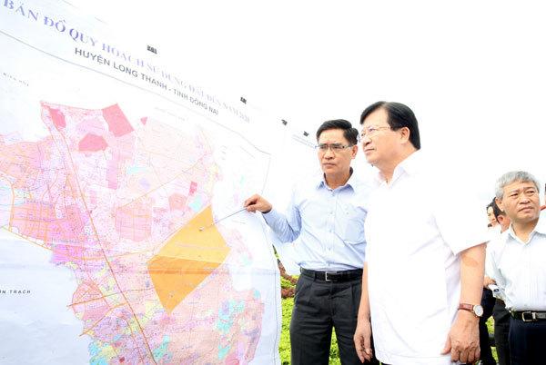 Phó Thủ tướng: 2019 khởi công sân bay Long Thành