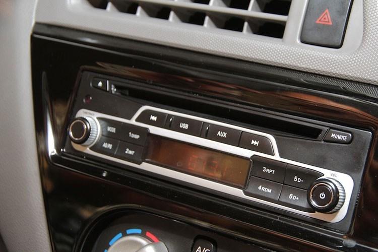 Xe ô tô Nissan Datsun Redi-Go giá chỉ 80 triệu VNĐ, vừa ra mắt đã cháy hàng 12