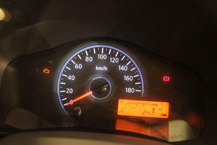 Xe ô tô Nissan Datsun Redi-Go giá chỉ 80 triệu VNĐ, vừa ra mắt đã cháy hàng 13