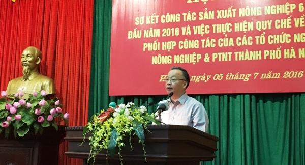 Vắng họp, một loạt lãnh đạo quận Hà Nội bị kiểm tra