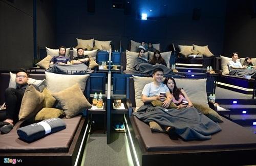 Chuyện tế nhị khó nói khi xem phim giường nằm