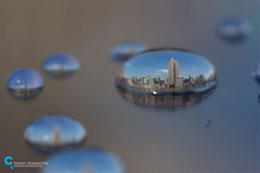 Ngắm cả thế giới trong một giọt nước