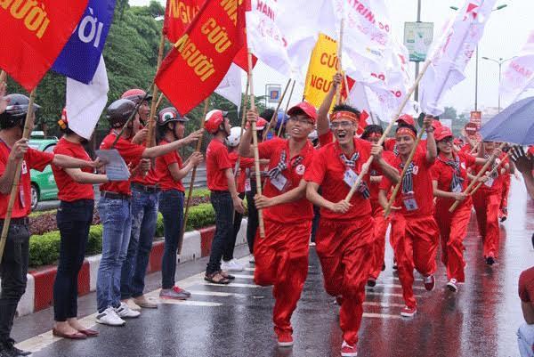 Chỉ 1% dân số Việt Nam hiến máu