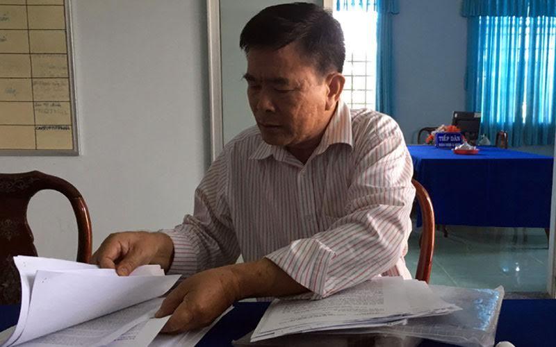 Hậu Giang: Nguyên Phó chánh thanh tra được trẻ lại 3 tuổi