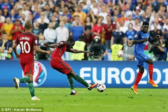 Bồ đào nha vs pháp, chung kết EURo 2016, euro 2016, Ronaldo