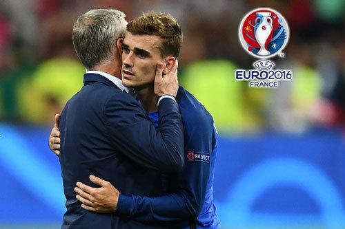 Bồ Đào Nha vs Pháp, Bồ Đào Nha, Pháp, chung kết Euro 2016, bồ đào nha vô địch euro 2016