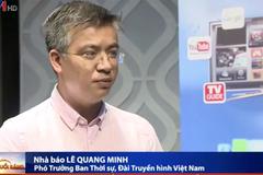 Ai sẽ kế nhiệm 'người đàn ông thời sự' Quang Minh?