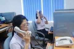 Cuộc gọi khiến nhân viên tổng đài khóc hết nước mắt