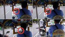 Cướp giật táo tợn giữa ban ngày ở Bangkok