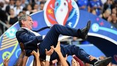 Fernando Santos và bí quyết tạo nên kỳ tích tại EURO 2016