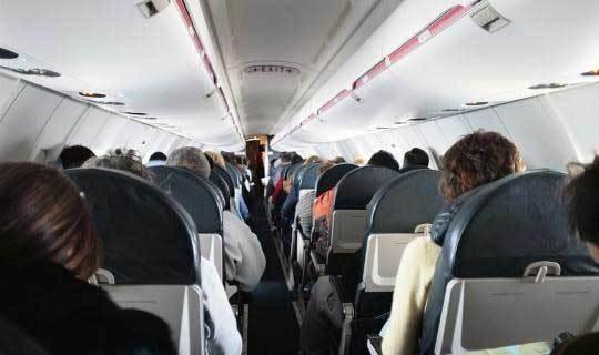 Bí mật trên máy bay chỉ phi công mới biết