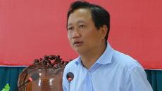 Xem xét, xử lý kỷ luật ông Trịnh Xuân Thanh