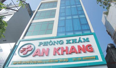 phòng khám An Khang, bác sĩ Trung Quốc
