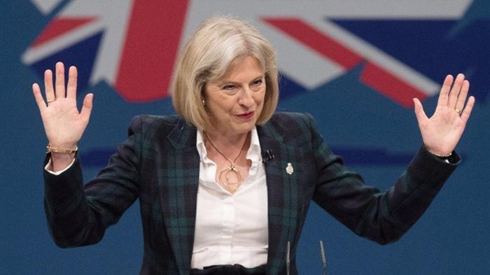 Bà Theresa May. (Ảnh: PA)