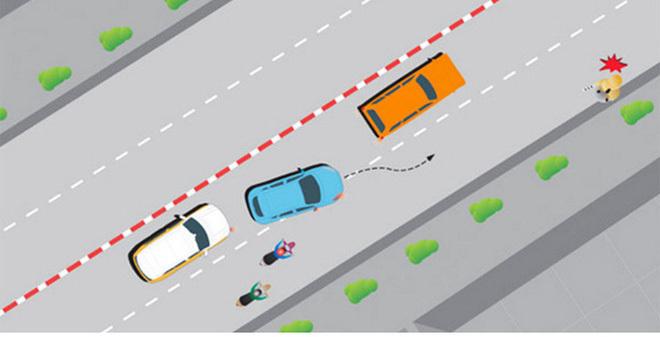 Bộ Giao thông Vận tảỉ, GTVT, ô tô, bị phạt, lỗi, đường bộ, 'vượt phải', lái xe, giao thông.