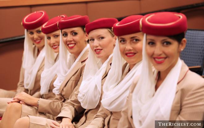 Những đặc quyền ít biết dành riêng cho các tiếp viên hàng không