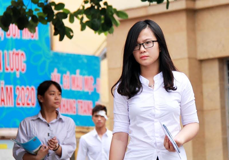 thi THPT quốc gia, chấm thi THPT quốc gia 2016, điểm chuẩn đại học 2016, Trường ĐH Công nghiệp Hà Nội.