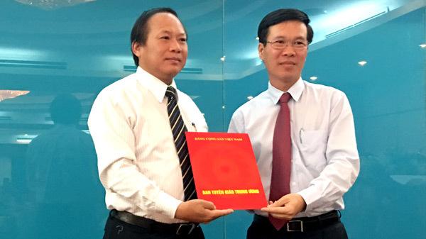 Bộ trưởng Trương Minh Tuấn nhận nhiệm vụ kiêm Phó Trưởng ban Tuyên giáo TƯ