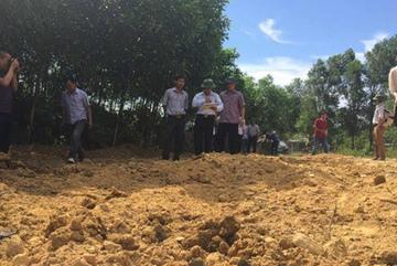 Chôn chất thải Formosa: Bộ Công an vào cuộc điều tra