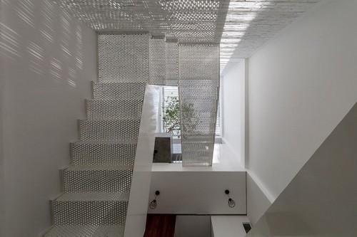 thiết kế nhà ống, nhà ống Hà Nội lên báo Tây, tạp chí kiến trúc Archdaily