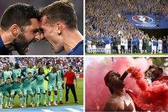 """12 khoảnh khắc """"đắt"""" nhất EURO 2016"""