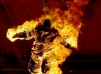 Hà Tĩnh: Chồng đổ xăng thiêu sống vợ trong cơn say