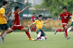 Video bàn thắng trận U16 Việt Nam 3-0 U16 Australia