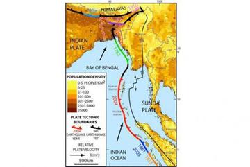 Nam Á có thể hứng trận động đất khủng khiếp nhất lịch sử
