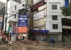 """Hà Nội: Nhà """"siêu mỏng, siêu méo"""" ngang nhiên tồn tại trên mặt đường Trường Chinh"""