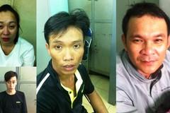 Băng nhóm ở nhà siêu sang, gây hàng chục vụ trộm ở Sài Gòn