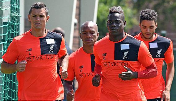 Klopp chặn đường sống của Balotelli ở Liverpool