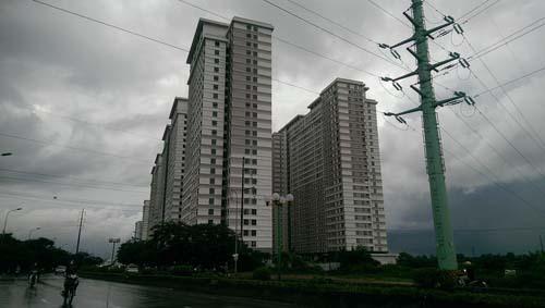 Cen Group, Công ty CP Đầu tư và Phát triển Bất động sản Thế Kỷ, dự án Park View Residence