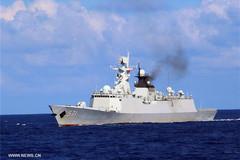 TQ dồn dập tập trận sau phán quyết về Biển Đông