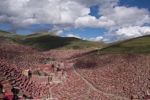 Tây Tạng đẹp mê hồn qua bộ ảnh của nhiếp ảnh gia Việt