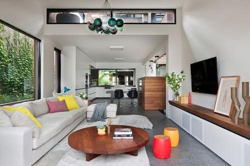 thiết kế nhà, nhà đẹp, căn nhà ngoại ô