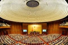 Quốc hội kiểm soát được quyền lực mới hoàn thành nhiệm vụ