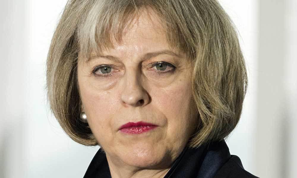 Nước Anh có 'bà đầm thép' mới