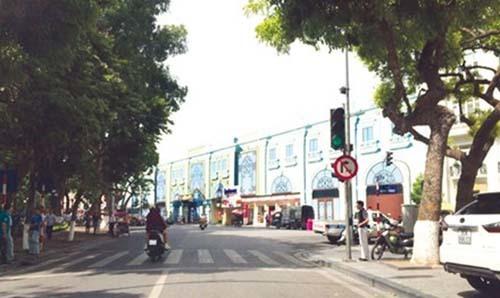 xây khách sạn sát Hồ Gươm, Dự án tổ hợp công trình khách sạn và dịch vụ tại 22-32 Lê Thái Tổ