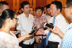 Bộ trưởng Hồng Hà: Xử nghiêm vụ chôn chất thải Formosa