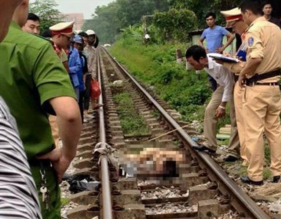 tự sướng, tai nạn đường sắt