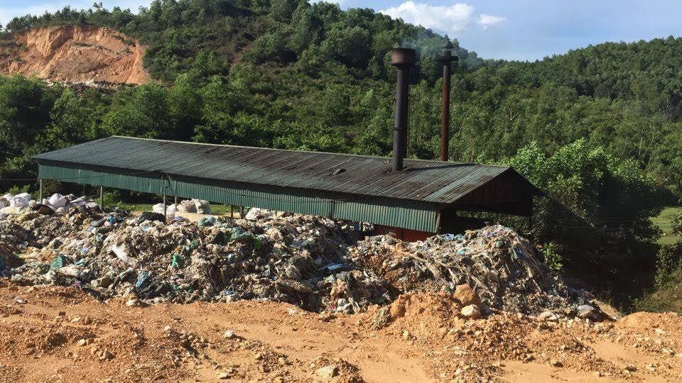 Hà Tĩnh, TN&MT, Formosa, Kỳ Anh, chất thải