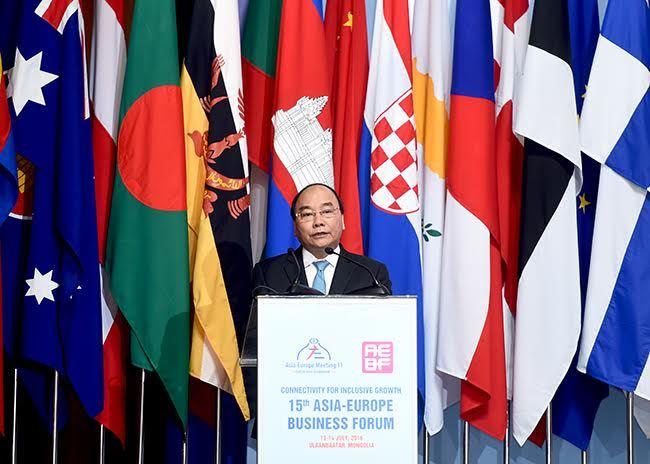 Thủ tướng gặp Thủ tướng TQ Lý Khắc Cường