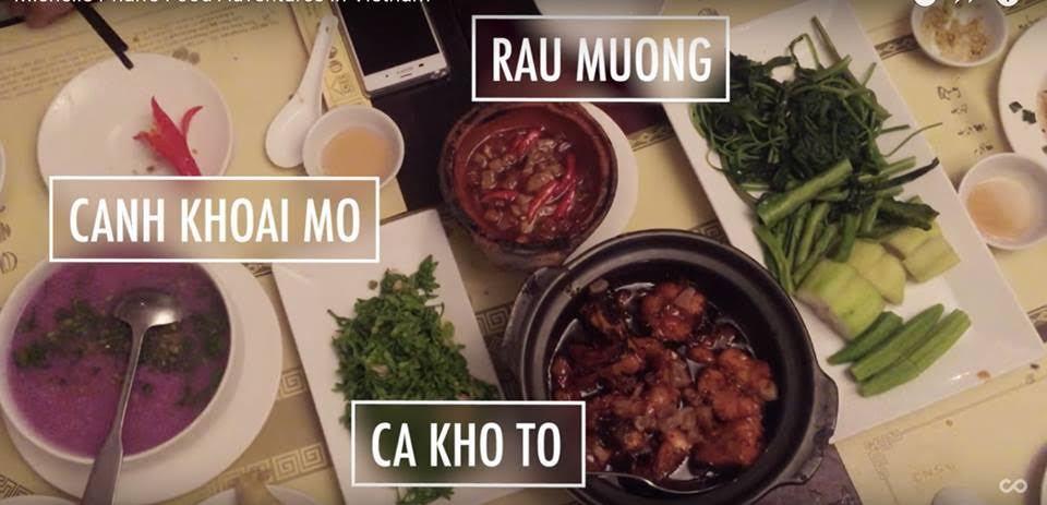 Triệu phú gốc Việt quảng bá món ăn trứ danh quê nhà