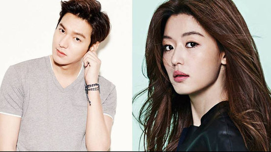 Lee Min Ho, Jun Ji Hyun, Lee Min Ho & Jun Ji Hyun, The Legend of The Blue Sea, Descendants of the Sun, sao hàn