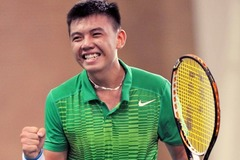 Hoàng Nam sẽ mở màn Davis Cup
