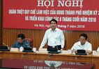 Chủ tịch HN: Không để xe khách chạy xuyên tâm