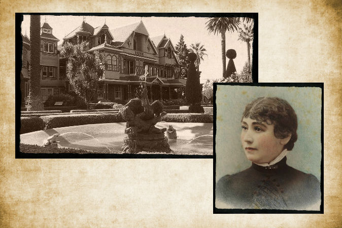 Bí ẩn ngôi nhà của 'góa phụ điên' nổi tiếng nhất nước Mỹ