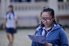 Thi THPT quốc gia: Đã có điểm 10 môn Sử